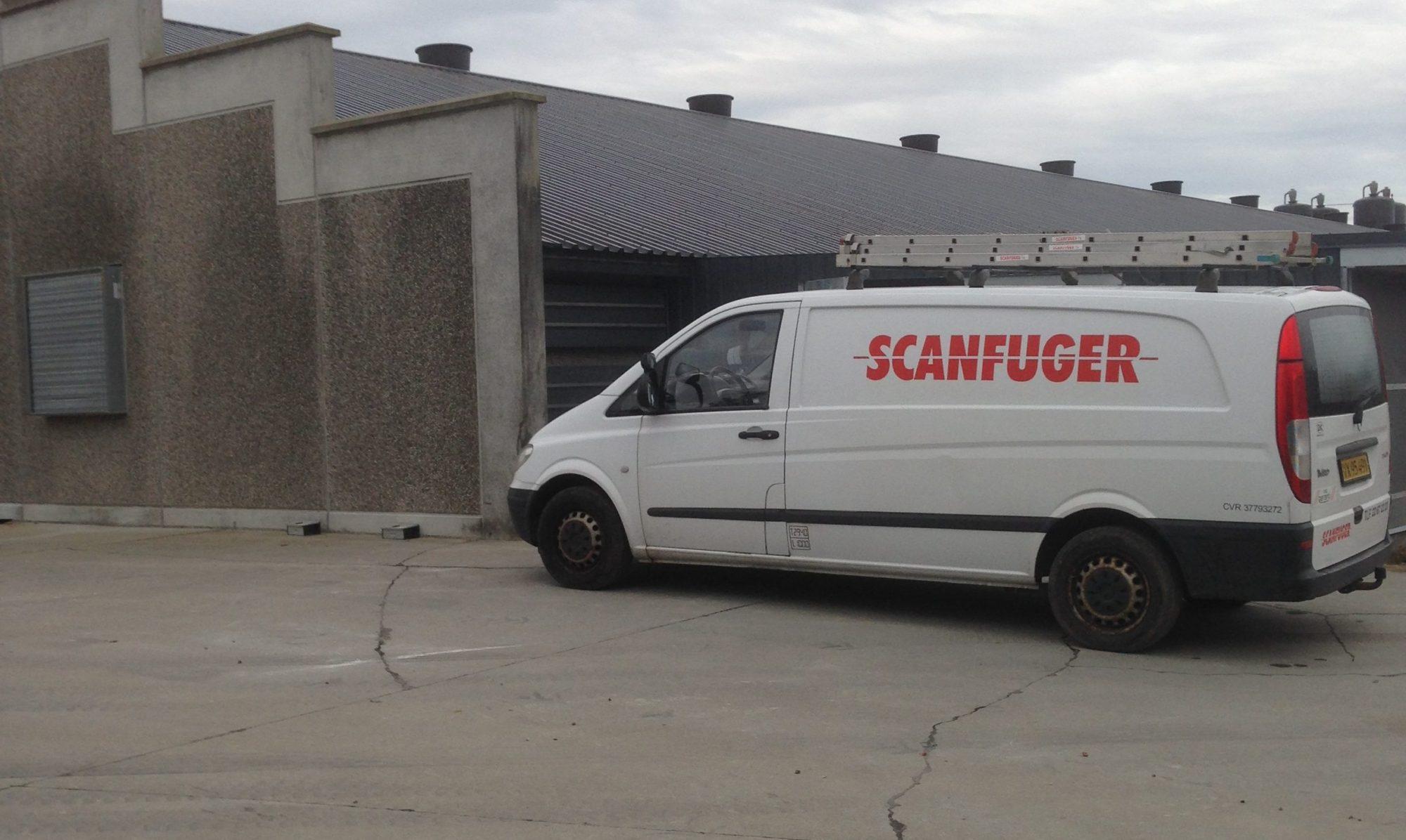 Scanfuger